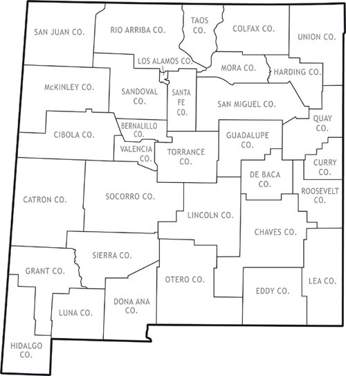 Pro-Second Amendment Counties/Cities/Towns and The Traitors of Roosevelt County