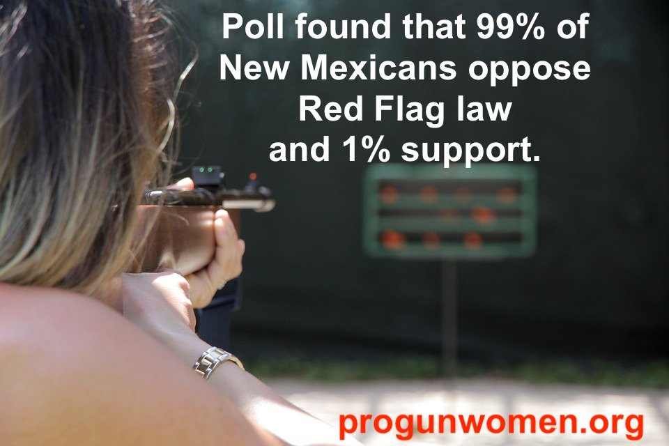 PGW Poll: New Mexicans Do NOT Want Red Flag Bill