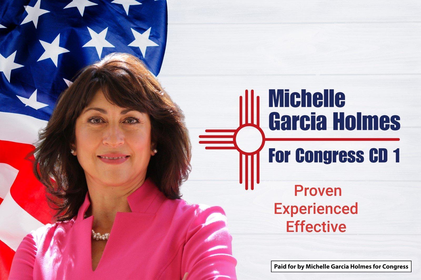 Michelle Garcia Holmes Receives an A* from Pro-Gun Women